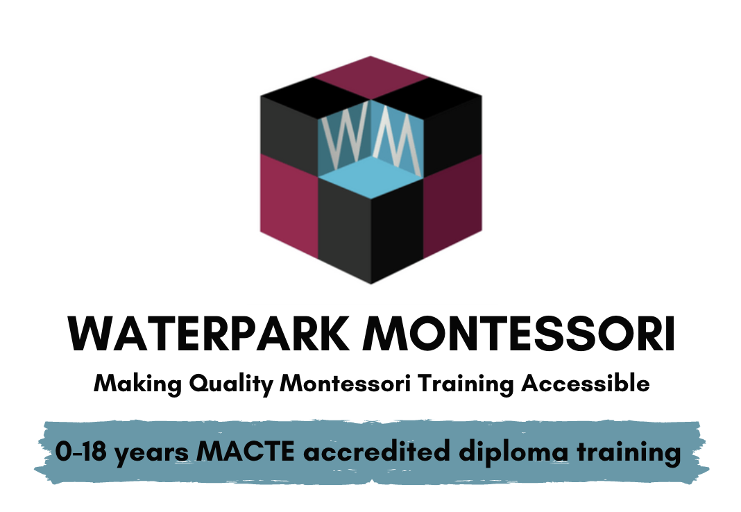 Logo van Waterpark Montessori International