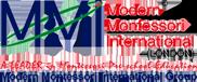 Logo van Modern Montessori international